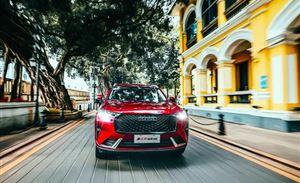 五大品牌持续发力 长城汽车1-6月销售新车618,211辆 同比增长56.5%