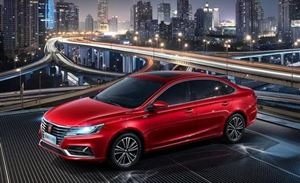 标配全景影像 荣威i6 PLUS新车型售9.28万