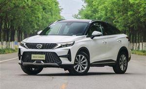 轿跑SUV传祺GS4 Coupe 5月20上市
