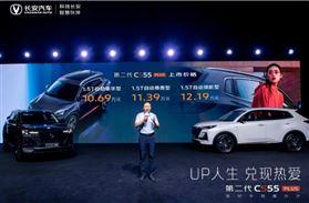 预售一个月订单破2万,第二代长安CS55PLUS正式上市售价10.69万-12.19万