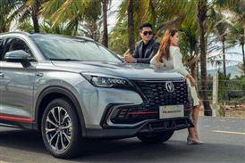 长安高级轿跑SUV——2021款CS85COUPE正式上市,售价11.99万起
