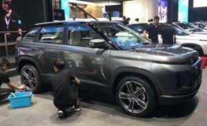 吉利全新紧凑型SUV——吉利icon