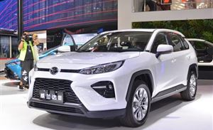 2019广州车展:广汽丰田威兰达全球首发