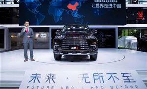 江铃汽车战略款皮卡产品,江铃域虎9于广州车展上市