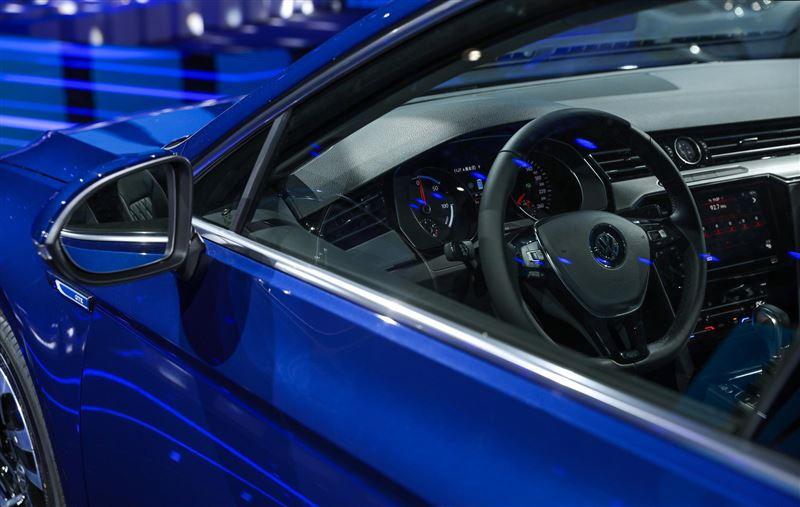 售价18.69-30.99万元 一汽-大众新款迈腾/迈腾GTE上市