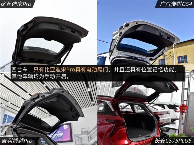 12万元家用SUV之争:四款自主品牌家用SUV对比导购